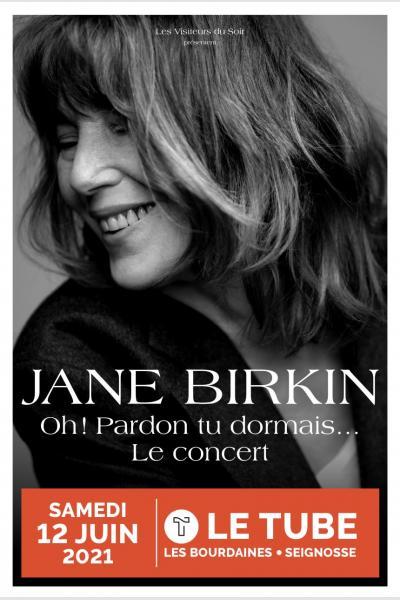 SEIGNOSSE - JANE BIRKIN