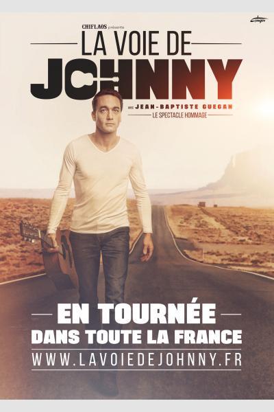 LA VOIE DE JOHNNY - DATE DE REPORT