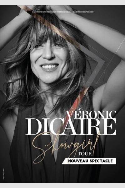 VERONIC DICAIRE - DATE DE REPORT 2022