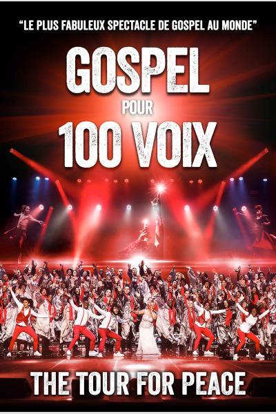 GOSPEL POUR 100 VOIX - REPORT