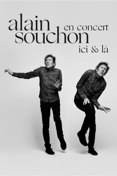 ALAIN SOUCHON - DATE DE REPORT