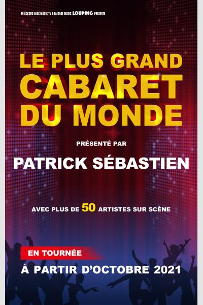 LE PLUS GRAND CABARET DU MONDE - DATE REPORT