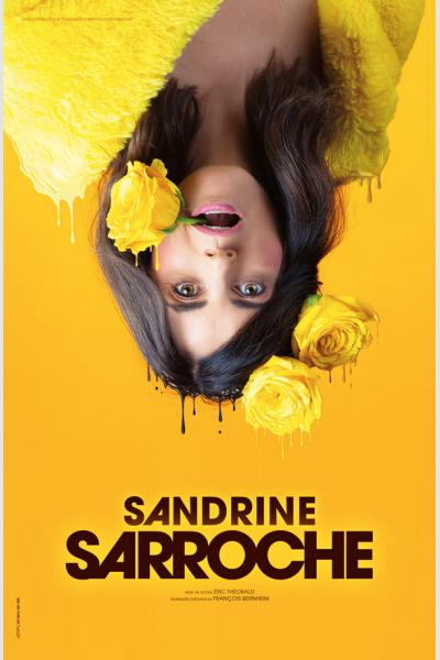 SANDRINE SARROCHE - DATE DE REPORT